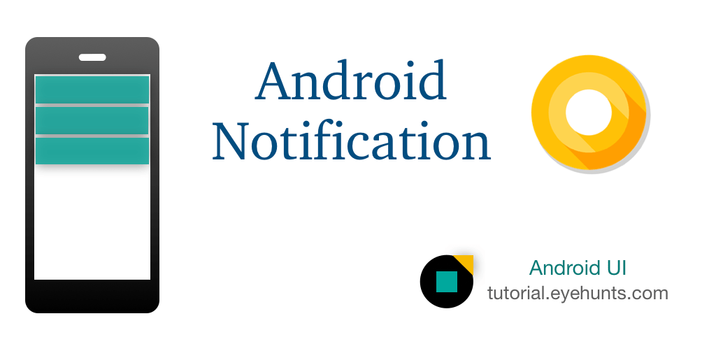 Android Notification New features in Android 8.0+ icon