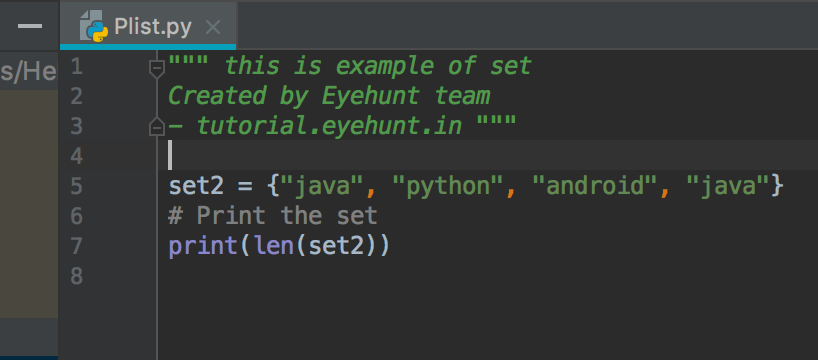 Python Comments Block Syntax   Multiline Comment with Examples