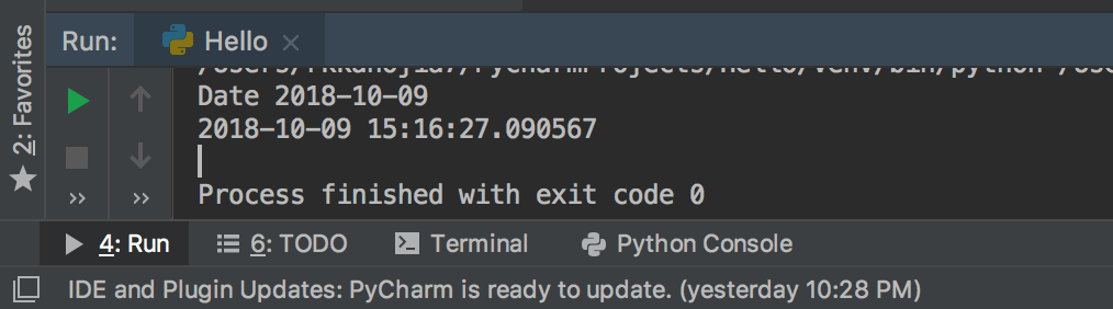 Python Date Function   How to Get Current Date   Examples output