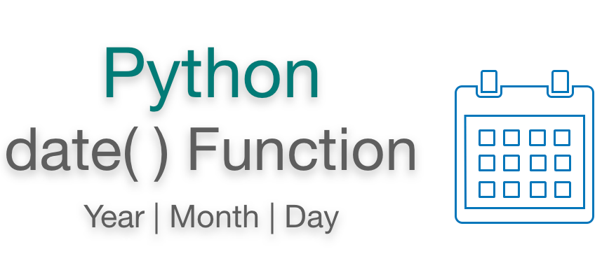 Python Date Function   How to Get Current Date now   Examples