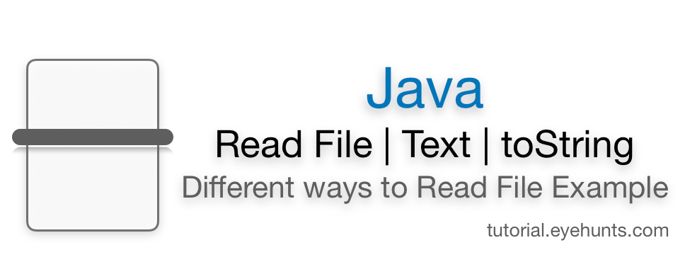 Java Read File Text Into String Scanner Read file line by line example