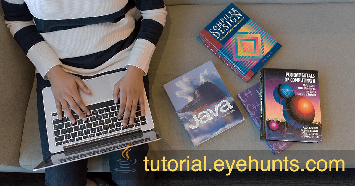 Java Tutorial | Beginners & Experienced – Learn Java