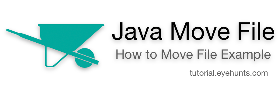 Java Move File Directory Method with Examples