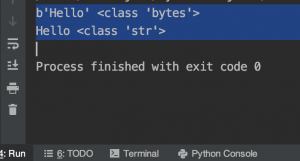 convert bytes to a String decode