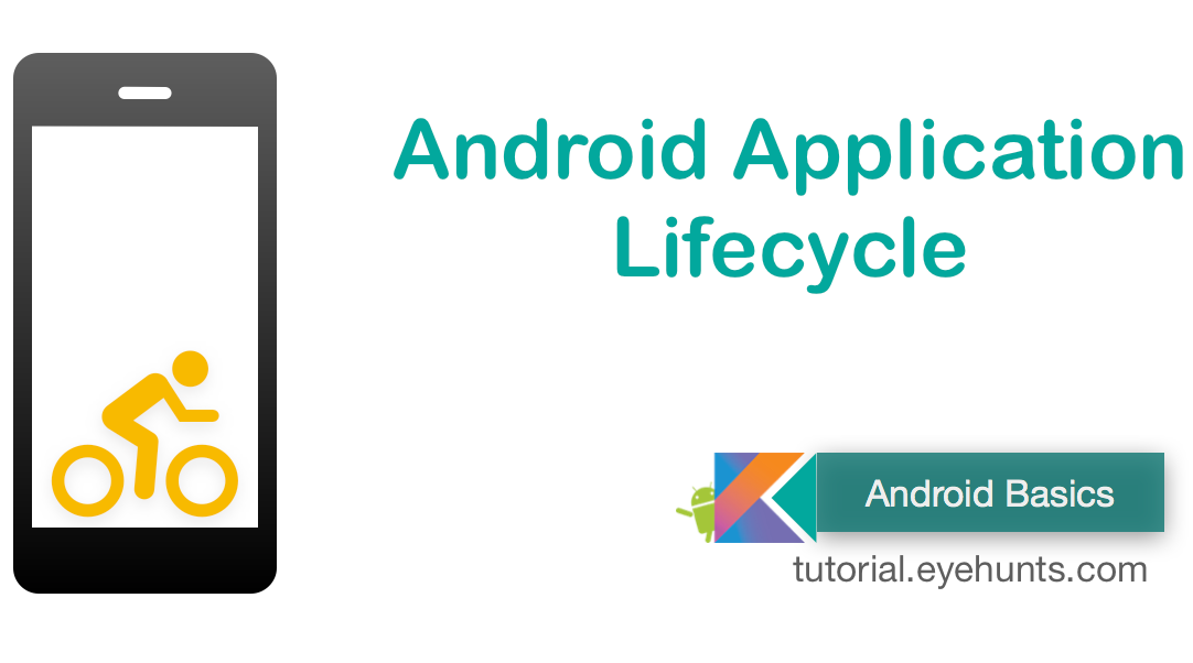 Manage Android Application Life Cycle new