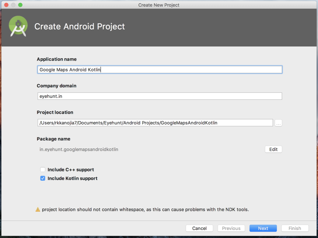 Google Maps Android Kotlin