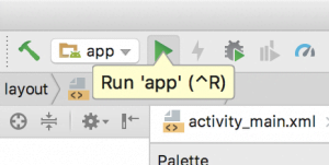 Run Android apps on the Android Emulator