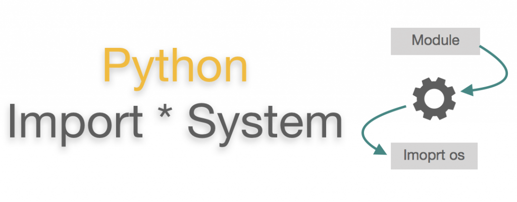 Python Import Module (Library ,Package, File) System