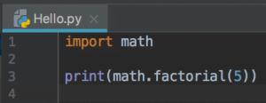 Python Import module_name