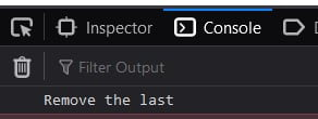 JavaScript remove the last word from a string