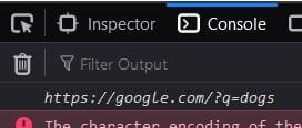 JavaScript replace URL parameter value