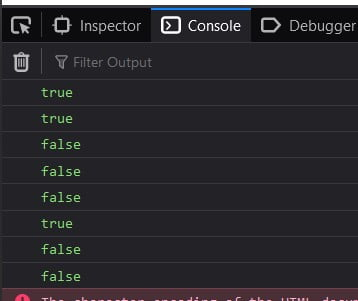 URL regex validation JavaScript