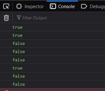 URL validation in JavaScript