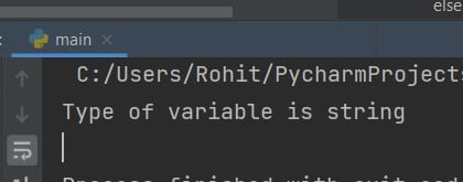 Python check if the object is string