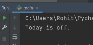 Python elif Statement with OR Operator in Condition