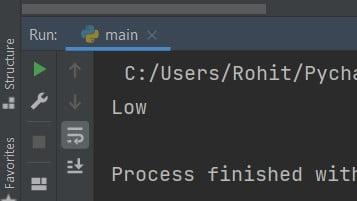 Python if else one line