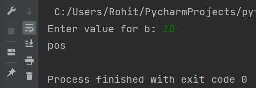 Python one line if elif statement