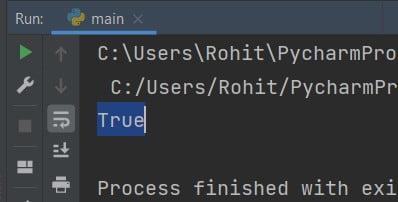 Python return if-else one line