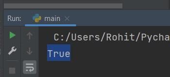 Python startswith list