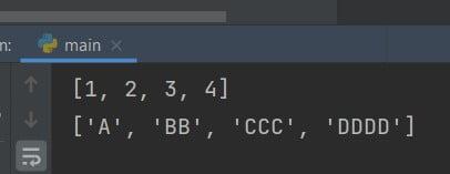 Python sorted function Sort the list of Number String