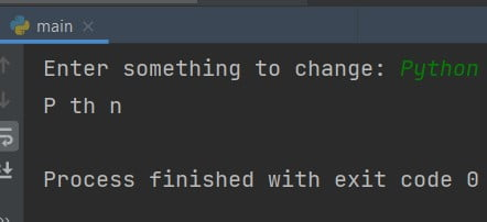 Replace multiple characters in a string at once