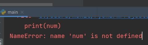 del keyword in Python