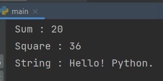 Constructor overloading in Python