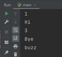Python list comprehension if elif else
