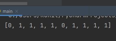 Python list comprehension if else