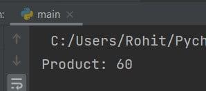 Python static method