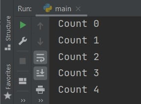 Python while 2 conditions