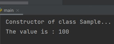 Constructor and destructor in Python