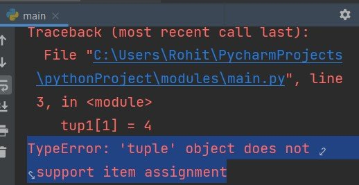 Is tuple mutable in Python